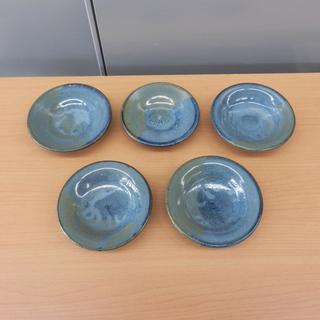 ▶こぶし焼 こぶ志焼 小皿 小鉢 5枚セット 取り皿 和食器 陶...