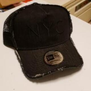 ニューエラ キャップ 帽子 黒ブラック 新品未使用