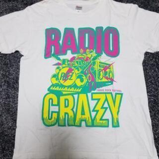 RADIO CRAZY Tシャツ