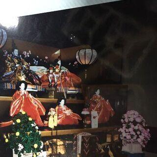 三段飾り雛人形