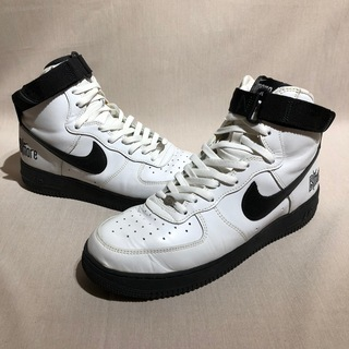 28.5 NIKE AIR FORCE 1 HIGH B-MOR...