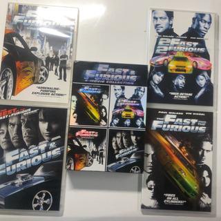 FAST & FURIOUS DVDBOX