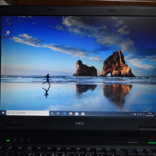 交渉中 N-31 整備済みwindows10ノートパソコン…