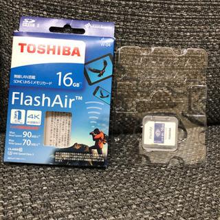 TOSHIBA/東芝FlashAir フラッシュエアー W-04