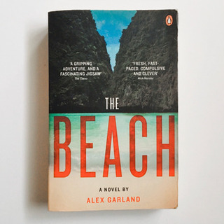 【洋書】The Beach/Alex Garland