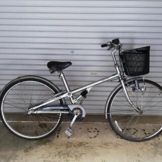 【お取引中】ブリヂストン 26インチ自転車