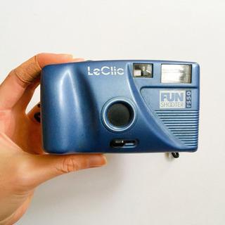 年代物のトイカメラ