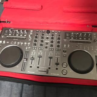 Pioneer DDJ-T1 MIDIコントローラー キャリーバ...