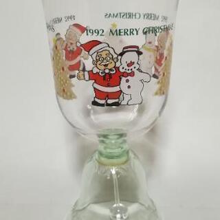 クリスマス柄 グラス