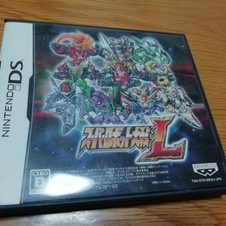 ゲームソフト・DSソフト・スーパーロボット大戦L
