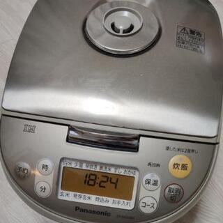 IH炊飯器 Panasonic 5.5合炊き