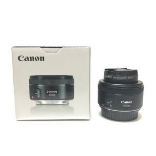 ★ Canon 単焦点レンズ EF50mm 1.8 ★おまけ付き
