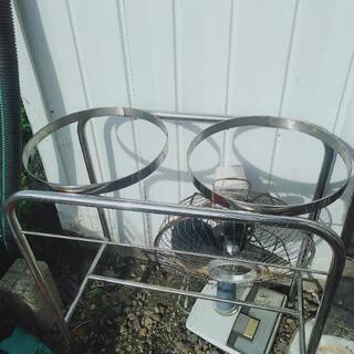 洗面器✕2個台