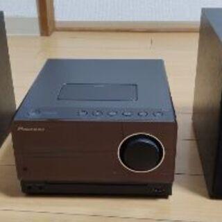 CDミニコンポ  Pioneer X-CM31
