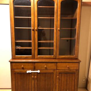 カリモク家具 食器棚