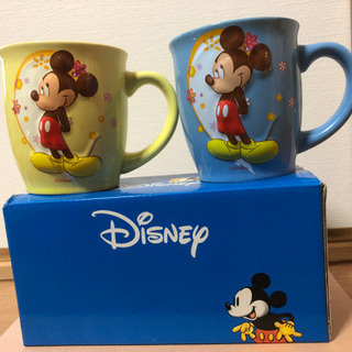 ディズニー マグカップ ミッキー&ミニー