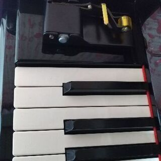 アップライトピアノ用セーフティーダウン