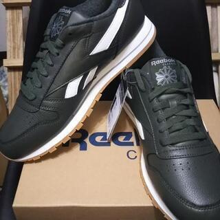 reebok classic leather 新品 28.5