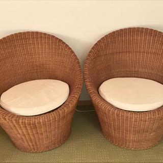 椅子 2セット