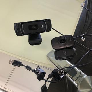 WEBカメラ 2点セット
