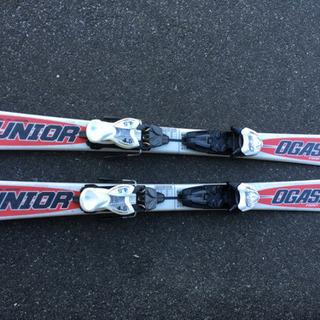 ジュニア用スキー板110センチ 初心者からレースまで