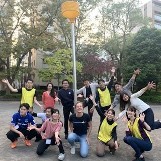 12/22(日)コーフボール体験@高井戸第四小学校(西荻窪)