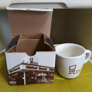 ミスド35周年のコーヒーカップ