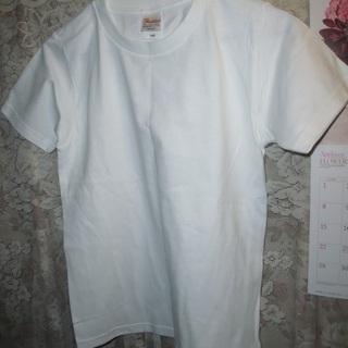 子供用140cmTシャツ2枚白色