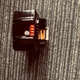 マキタバッテリー。
