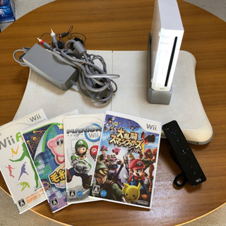Wii、Wii fit 、ソフト