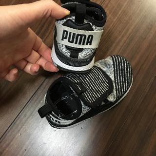 pumaの靴