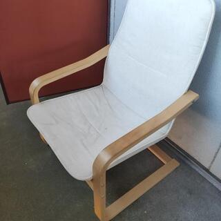 IKEA/イケア のアームレストロッキングチェア PAARP