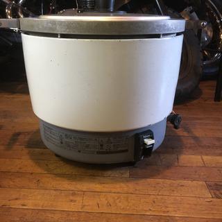 業務用 パロマ LPガス炊飯器  PR-6DSSLP 6ℓ(3.3升)