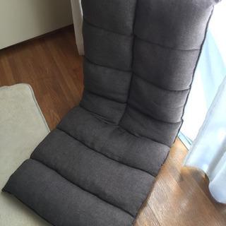 ニトリ 首リクライニング座椅子(ウィンBR)