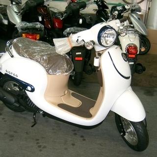 値下げ中!希少カラー1台限り!HONDA4サイクルジョルノ新車格...