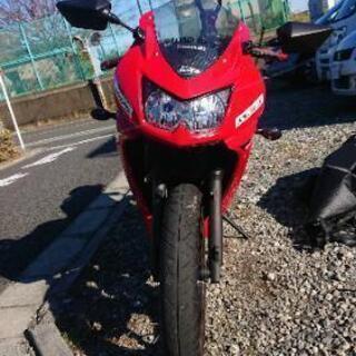 2012年式 Ninja250r 逆車 エンジン好調走る曲がる止まるOK パーツ取り - 西東京市