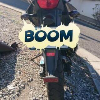 2012年式 Ninja250r 逆車 エンジン好調走る曲がる止まるOK パーツ取り - バイク
