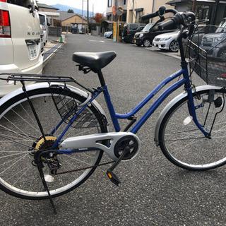 お取引き中🤚26インチ自転車 あげます(^-^)