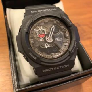 CASIO G-SHOCK 腕時計 GA-300 デジアナ
