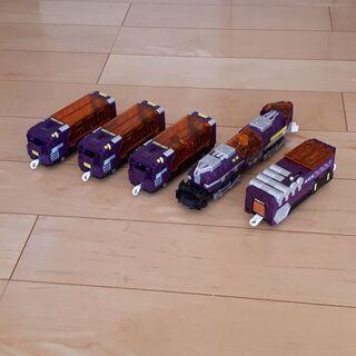 ★値下げ!★プラレール トランスライナー大輸送セット(箱なし)