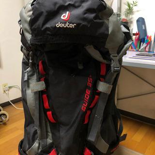 deuter ドイター GUIDE35+ 登山バックパック