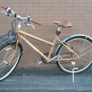 ルイガノ クロスバイクLGS-TR2