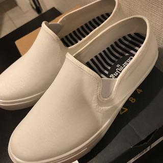 防水 スリッポン 学生 靴