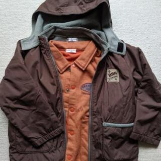 ブランシェスコート&ジャケット120Cm子供服