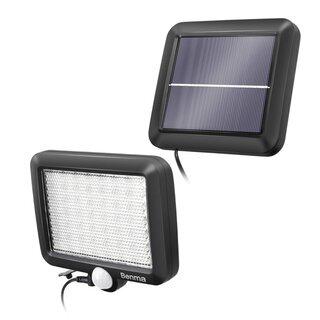 56 LED超高輝度ソーラーライトwithモーションディテクター...