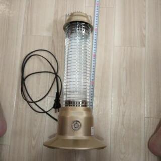 電気ストーブ(ミニハロゲンヒーター)300W