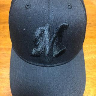 千葉ロッテマリンズ BLACK CAP