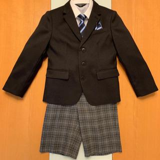 子供用スーツ一式セット 120cm
