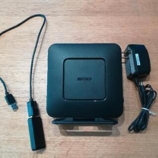 無線LANルーター・バッファローWSR-300HP