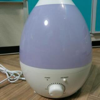 超音波式アロマ加湿器 大容量4Lタイプ